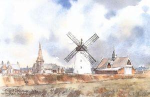 Lytham Windmill 0498
