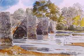 Lostwithiel Bridge 0516