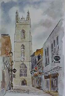 St Johns Church, Cardiff 0521