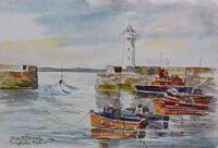 Donaghadee Harbour 0538