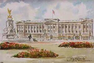 Buckingham Palace 0545