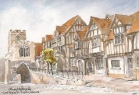 Lord Leycester Hospital 0553