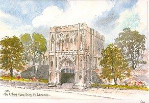 Abbey Gate, Bury St Edmunds 0573