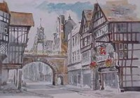 The Clock, Chester 0579
