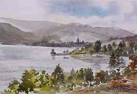 Cherry Island, Fort Augustus 0592