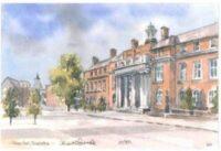 Town Hall, Nuneaton 0621