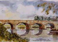 Shaws Bridge & River Lagan 0625