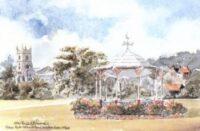 Grove Park Bandstand, Weston-Super-Mare 0638