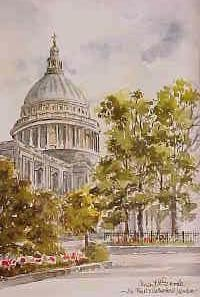 St Paul's Cathedral 0645