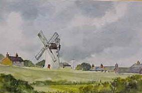 Ballycopeland Windmill, Co Down 0649