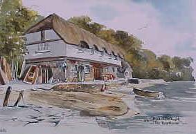 Bantham Boathouse 0652