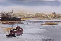 Donaghadee Harbour 0658