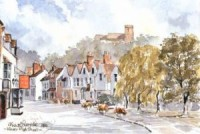 Kinver High Street 0661