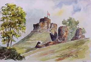 Launceston Castle 0662