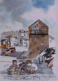 New Quay, Dyfed 0695