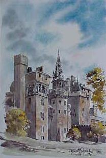Cardiff Castle 0706