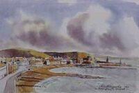 Aberystwyth Seafront 0727