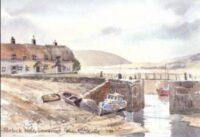 Porlock Weir 0733