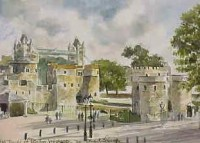 Tower of London, Westgate 0760