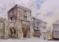 Southgate Arch, Launceston 0762