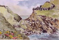 King Arthur's Castle, Tintagel 0790