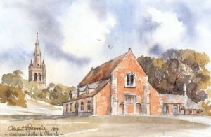 Oakham Castle & Church 0796