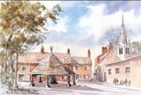 The Buttercross, Oakham 0799