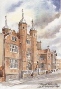 Abbot's Hospital, Guildford 0812