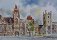 Town Hall, Reading 0827