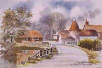 Farm in the Weald (Oasts) 0839