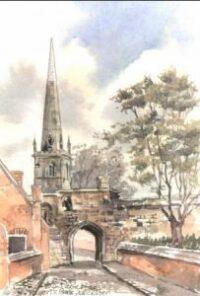 Rupert's Gate, Leicester 0880