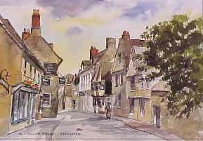 Dollar Street, Cirencester 0090