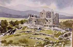 Rock of Cashel, Co Tipperary 0920
