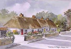 Thatched Cottage, Adare 0923