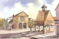 The Buttercross, Witney 0943