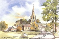 St Mary's, Witney 0963