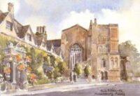 Malmesbury Abbey 0989