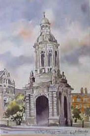 Trinity College, Dublin 0990