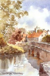 Town Bridge, Malmesbury 0993