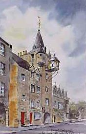 Canongate Tollbooth, Edinburgh 0998