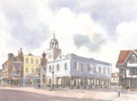 Market Square, Faversham 0130
