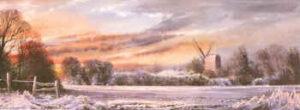 Winter's Glow, Four Seasons by Ashley Bryant PA130